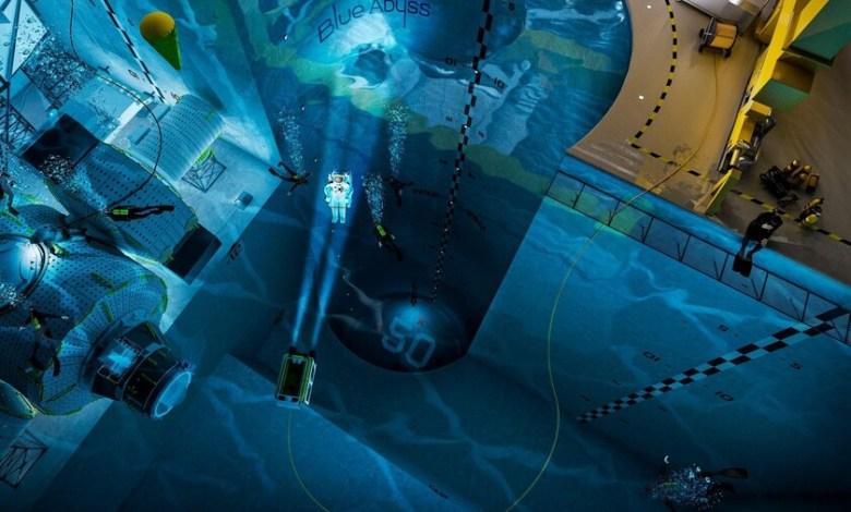 un-abismo-de-50-metros-y-43.000-metros-cubicos-de-agua:-la-piscina-mas-profunda-del-mundo-sera-para-buceo-extremo-y-simulacion-de-vuelos-espaciales