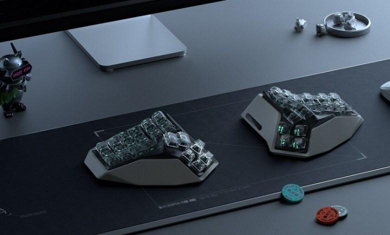 este-peculiar-teclado-se-vende-como-nft,-esta-inspirado-en-'westworld',-dice-ser-ergonomico-y-cuesta-mas-de-1.500-dolares