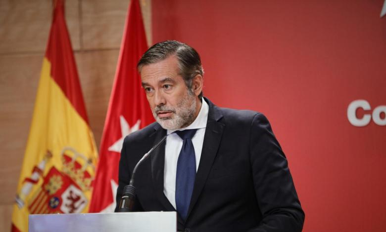 "madrid-cumplira-""la-decision-unilateral""-del-gobierno-de-acoger-a-20-menores-de-ceuta-pero-critica-su-""mala-gestion"""