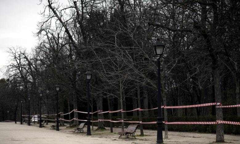 alerta-roja-meteorologica-en-madrid:-se-cierran-el-retiro-y-otros-ocho-parques