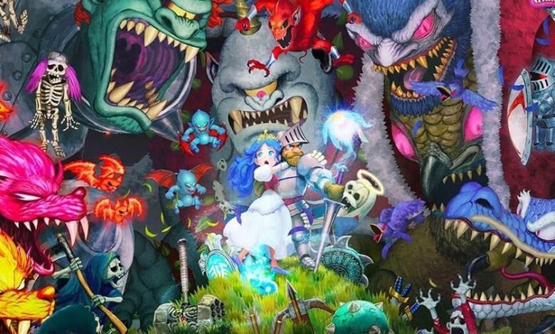 'ghosts'n-goblins-resurrection':-el-juego-mas-dificil-y-estilizado-de-sir-arthur-trae-el-infierno-arcade-a-todas-las-consolas-y-pc