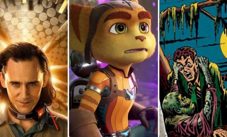 13-estrenos-y-lanzamientos-imprescindibles-para-el-fin-de-semana:-'loki',-'ratchet-&-clank',-masters-del-universo-y-mucho-mas