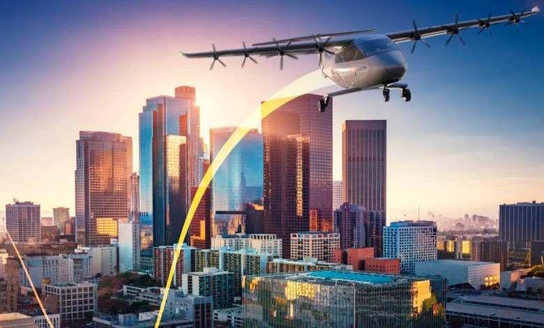 un-avion-hibrido-electrico-con-tecnologia-de-elevacion-soplada-puede-recorrer-800-km-con-7-pasajeros