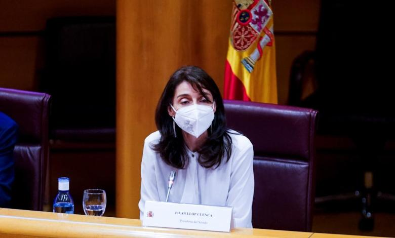 pilar-llop-vuelve-a-ser-elegida-senadora-por-designacion-autonomica-por-madrid-y-seguira-presidiendo-la-camara-alta