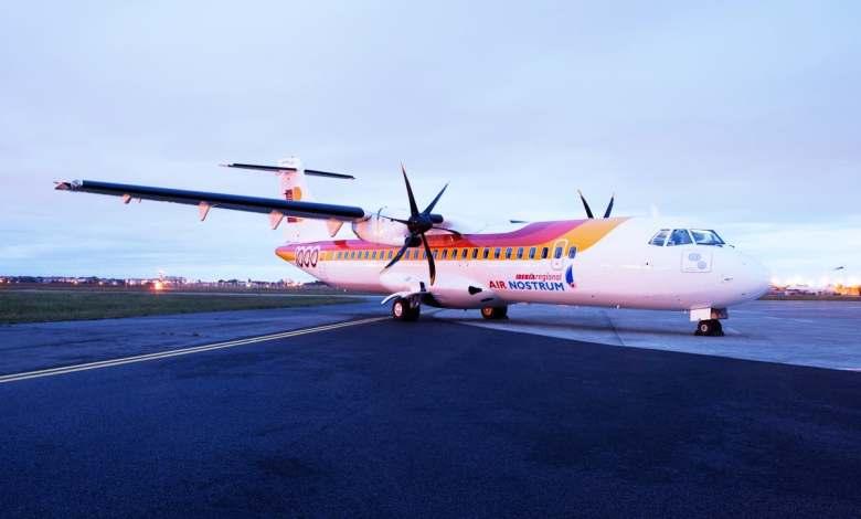 la-aerolinea-espanola-air-nostrum-firma-un-acuerdo-para-propulsar-sus-aviones-con-hidrogeno