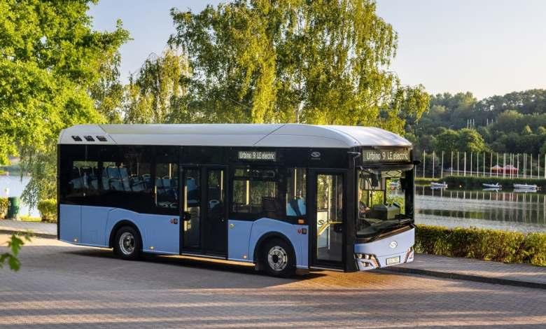 solaris-urbino-9-le:-un-nuevo-autobus-electrico-para-la-ciudad-y-rutas-interurbanas