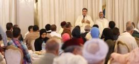 أخنوش يواصل سلسلة لقاءاته الحزبية بإقليم مديونة ويدعو إلى محاربة البطالة بالإقليم التي فاقت معدل 15 في المائة من المعدل الوطني.