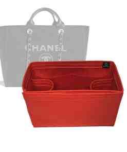 2e47b4a30d Chanel Deauville Tote Medium (Type 9) Bag Organizer – Zoomoni