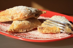 Apple Turnovers recipe with step by step pictures and list of ingredients, apple turnovers, apple and puff pastry recipe
