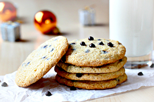 chocolate chip cookies tested recipe with step by step pictures