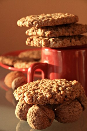 Oatmeal Cookies recipe with step by step pictures, how to make cereal cookies, how to make oatmeal cookies, recipe, ingredients, pictures, images