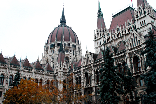 budapest-parliament