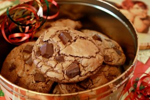 gorgeous chocolate cookies recipe with step by step pictures, chocolate cookies ingredients, pictures, images, ingredients