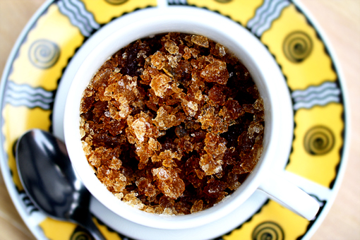 coffee granita recipe with step-by-step images