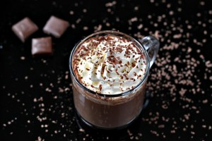 hot chocolate recipe with step by step pictures, images, pictures, ingredients, homemade gnocci