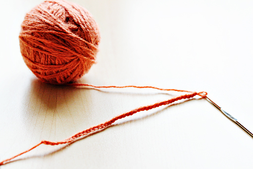 crochet swirl applique free pattern by zoomyummy.com