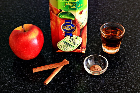 hot spiced apple cider recipe with step by step pictures ingredients