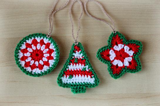 New Pattern Crochet Christmas Ornaments Crochet Zoom Yummy