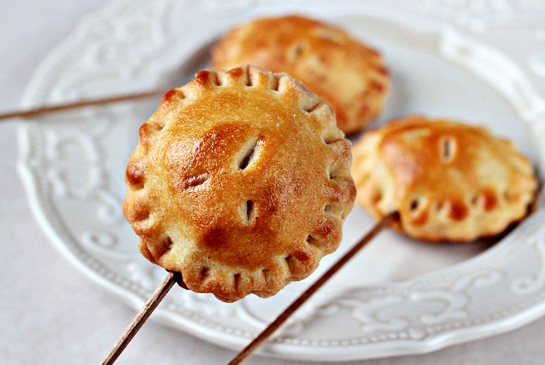 pie pops recipe with step by step pictures