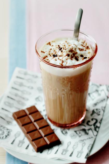 homemade vanilla latte recipe