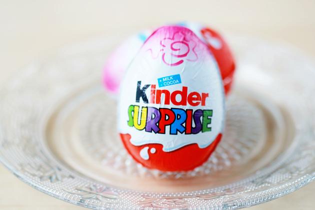 kinder surprise for girls