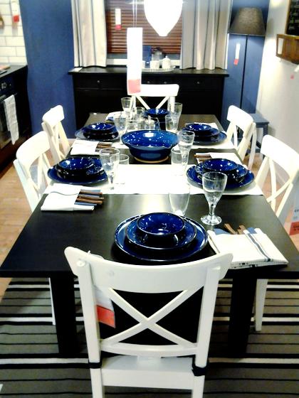 ikea set kitchen table