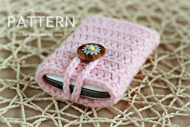 Crochet Cell Phone Cover