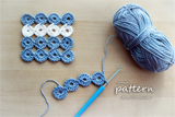 Crochet Joy-Joy Coasters Pattern