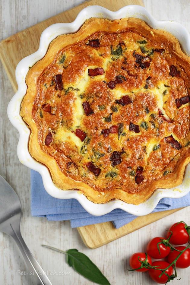 cheese-sage-quiche-recipe