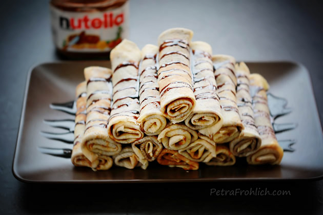 nutella crepes recipe