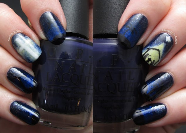 10 Best Nail Art Designs To Nail Up Christmas In 2016 Zoomzee