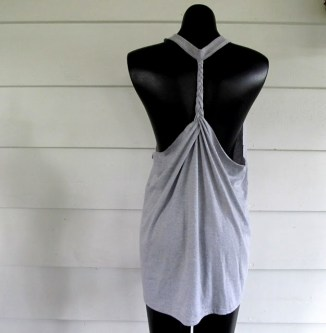 Braided Racer Back Tank