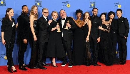 Bruce Miller Wins Best Television Series Drama For The Handmaid's Tale
