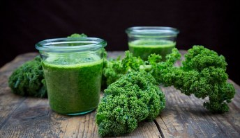 Lunch Replacement Smoothie - Sweet Green Kale Dream