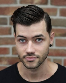 Mens Fashionable Haircut