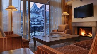 Mont Cervin Palace, Zermatt, Switzerland
