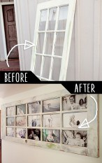 Repurpose An Old Door And Make A Life Story Art