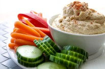 Veggies and Hummus Dip