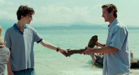 """""""Call Me By Your Name"""" (James Ivory) For Best Adapted Screenplay"""