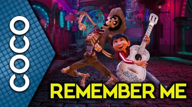 """""""Coco"""" (""""Remember Me"""") For Best Original Song"""