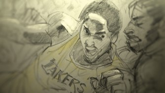 """Dear Basketball"" (Glen Keane, Kobe Bryant) For Best Animated Short"