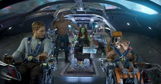 """Guardians of the Galaxy Vol. 2"" (Christopher Townsend, Guy Williams, Jonathan Fawkner, Dan Sudick) For Best Visual Effects"