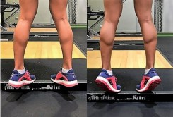 Calf Raises - Internal Rotation