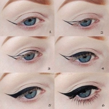 Get Cat Eye With Simple Steps