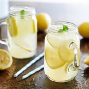 Classic Lemon Water Apple Cider Vinegar Detox Drink