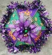 Mardi Gras Second Line Umbrella