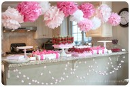 Pompoms Baby Shower