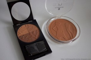 Revlon Photoready Bronzer vs. Essence Sun Club 02 Sunny Bronzer Dupe