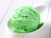 Spiced Green Apple Sorbet