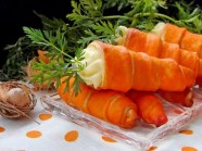 Stuffed Carrots